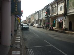 Jalanan Phuket
